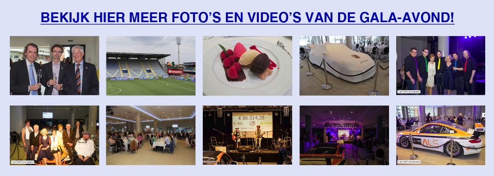 Foto's, Video's, Gala, ALS Liga, 20 jaar